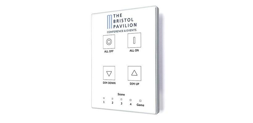 Спортивный KNX для The Bristol Pavilion от Zennio