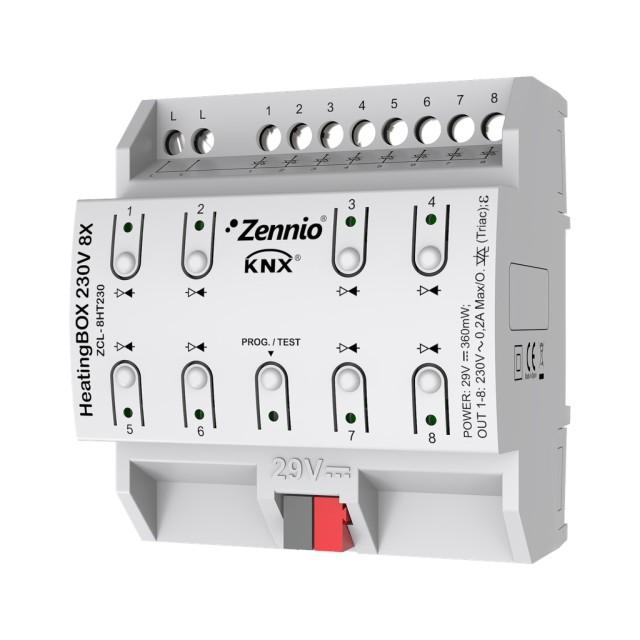 Zennio ZCL-8HT230