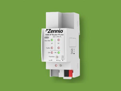 Zennio KNX-IP Router Pless