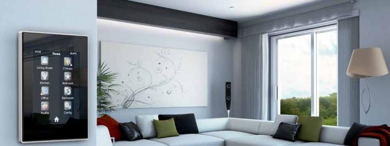 Z41 : новая цветная емкостная сенсорная панель стандарта KNX с 2-мя аналогово-цифровыми выходами для самых конкурентных проектов