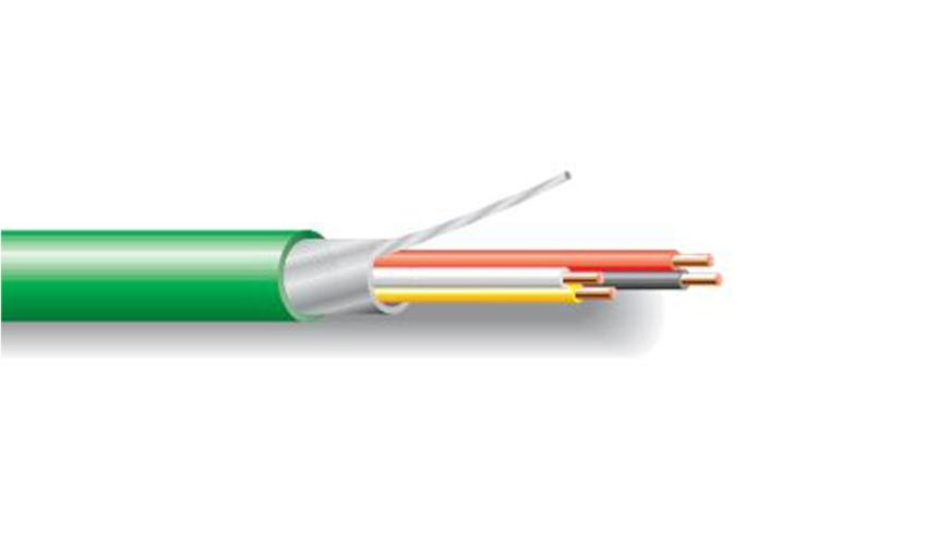 Самый распространённый и популярный протокол, использующий выделенный кабель витой пары — шина KNX