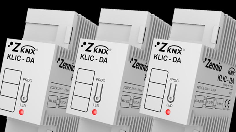 Интерфейс KNX (KLIC-DA) для интеграции с DAIKIN серия Altherma LT