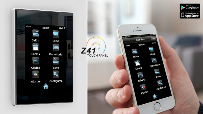 Z41 Remote - в одно касание и жизнь становиться проще